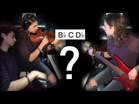 Spontaneous Composition (Bb, C, Db)