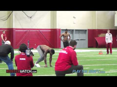 C.J. Mosley Pro Day