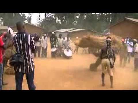 Kissi Cultural Festival in Mamutoe- Sierra Leone by Diompillor Kissia SA Inc.