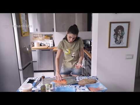 Salmone Gratinato Al Forno - Cooking Live