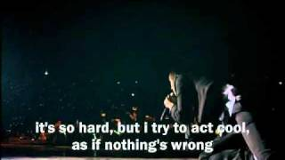 T.O.P - To Act Like Nothing Is Wrong [Eng. Sub]