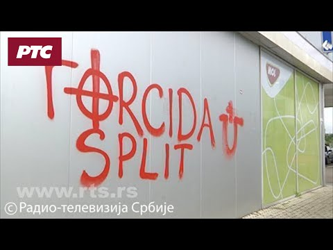 Hrvatski navijači divljali na pumpi u Vrčinu