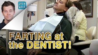 The Pooter Episode 37 Farting with THE DENTIST