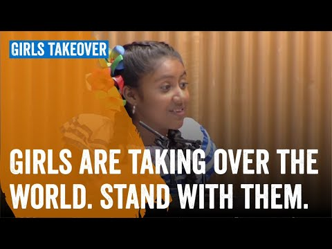 Girls are taking over the world. Stand with them. on YouTube