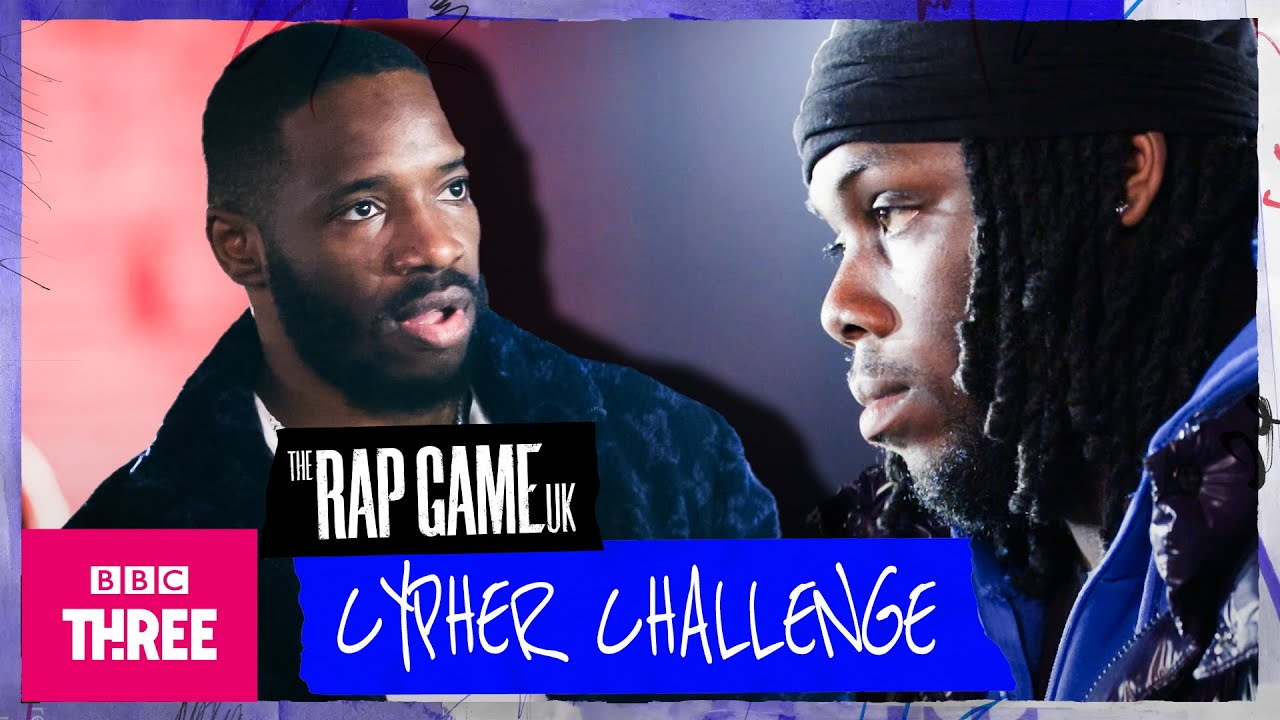 """""""I'm Not Letting You Get Away With That Again"""" l Cypher Challenge l Rap Game UK Series 3"""