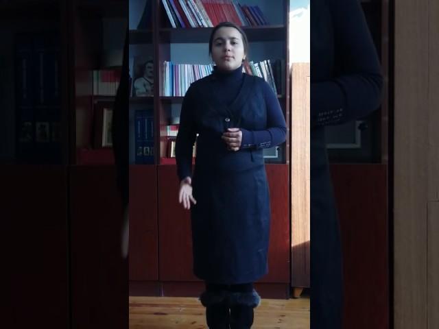 Изображение предпросмотра прочтения – СуайбатЯрбилова читает произведение «Письмо матери» С.А.Есенина