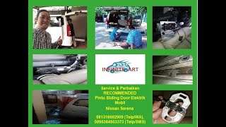 SERENA SERVICE PINTU SLIDING DOOR ELECTRIC KHUSUS PANGGILAN KETEMPAT RECOMMENDED 24 JAM