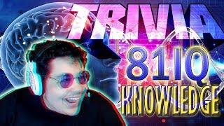 How Smart is GREEKGODX? - Trivia