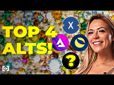 Top 4 Altcoins for October 2021 - Our High Potential Picks!