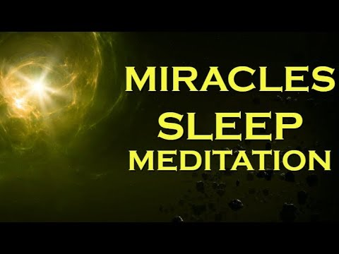Manifest MIRACLES while you SLEEP ~ Listen Every Night Before Bed