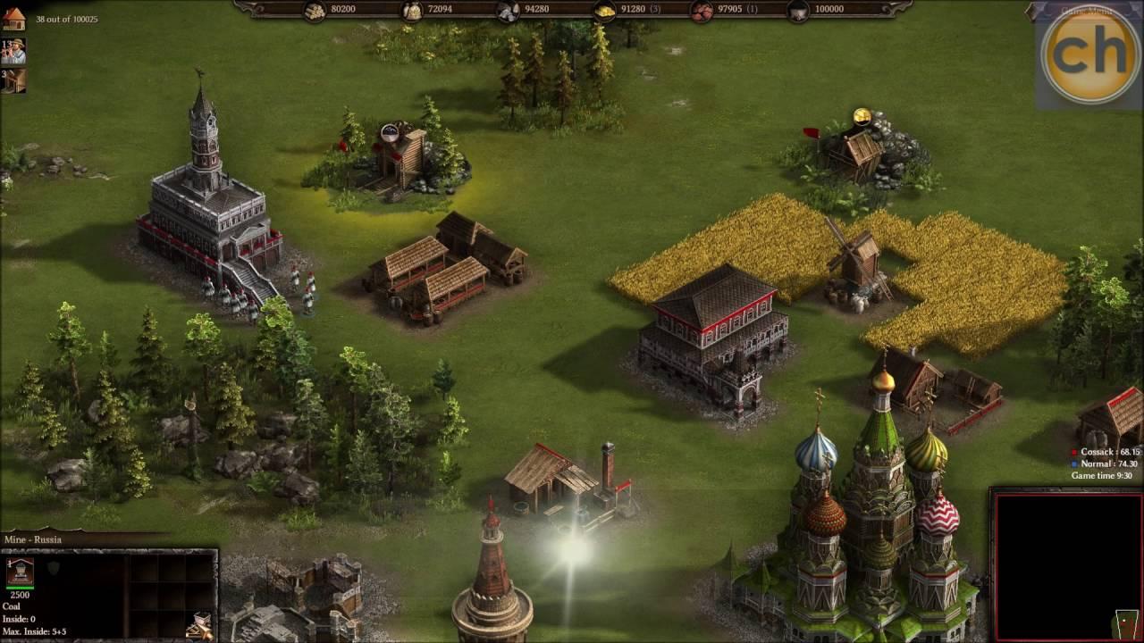Cossacks 3 Cheats Feature Infinite Resources, Population