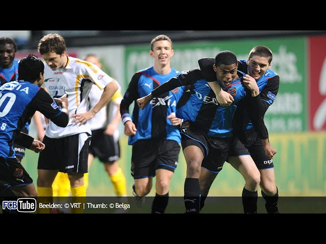 2009-2010 - Jupiler Pro League - 17. Sporting Lokeren - Club Brugge 0-1