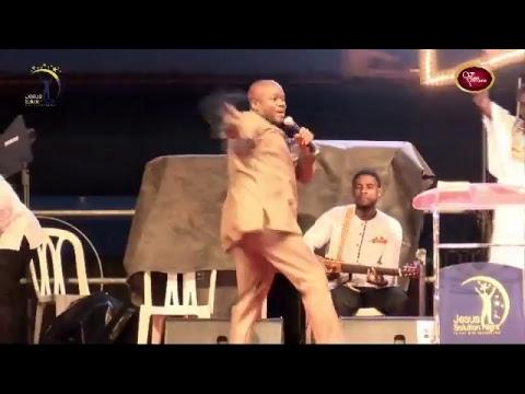 Bienvenue à Abidjan Jesus Solution Night 25/26 05 18