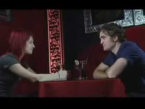Hayley Williams & Robert Pattinson - Artist on Artist - [LEGENDADO] paramore.com.br