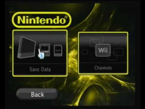 The Wii Theme Team Dark Wii Collection - WADder - Wii Channels and