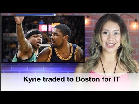 Kyrie Irving traded for Isaiah Thomas