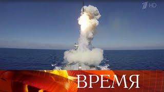 Успешно завершены морские испытания ядерного беспилотника «Посейдон».