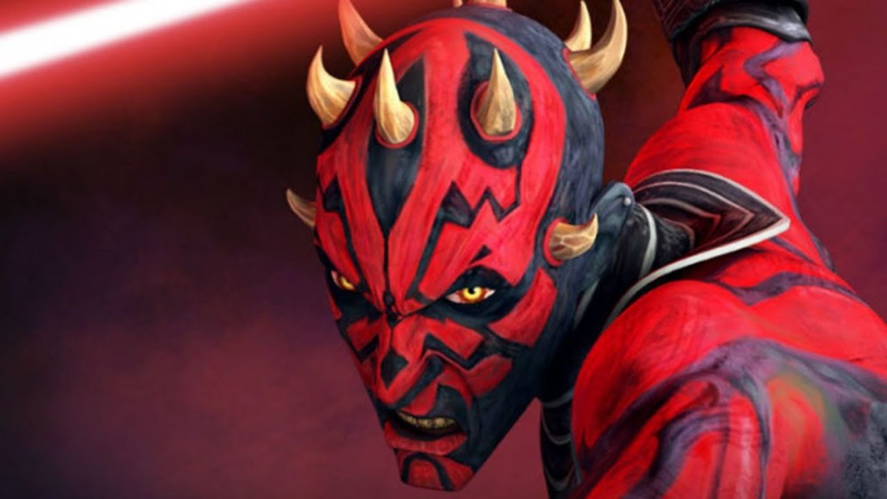 We Finally Understand The Entire Darth Maul Story