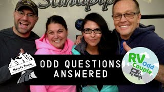 Odd Questions with the RV Odd Couple, Part 2 | RVLife Daily Vlog #87