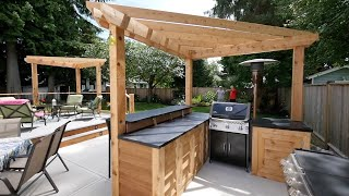 Outdoor Living Vancouver - Deck & Patio Build.