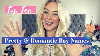 Video 10 Pretty & Romantic Boy Names | SJ STRUM BABY NAMES download MP3, 3GP, MP4, WEBM, AVI, FLV Oktober 2018