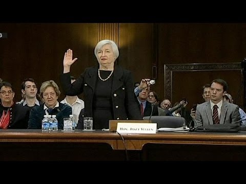 US Senate confirms Janet Yellen as new Fed Chair