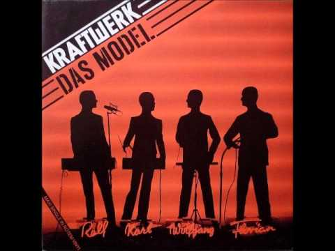 Kraftwerk - Das Model (12-Inch Maxi-Single) [1978]