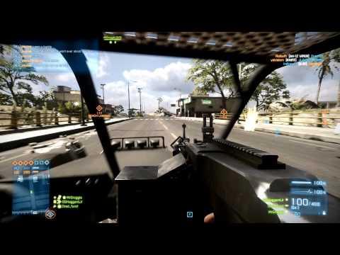 Battlefield 3 MP - Double XP Weekend - EuroWook Sunday Gulf of Oman CQ