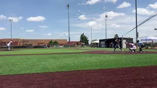 Andrew BAT LEFT Wichita 6/30/18