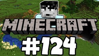 Sips Plays Minecraft (9/9/19) - #124 - TnT Problems