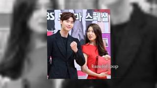 Lee Jong Suk & Park Shin Hye ~ I Searched for You ~