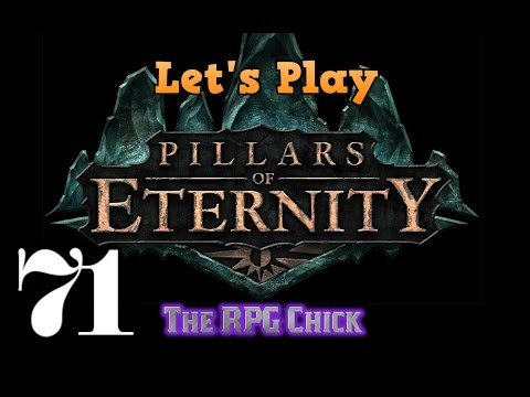 Let's Play Pillars of Eternity (Blind), Part 71: Vailian Embassy & Ducal Palace
