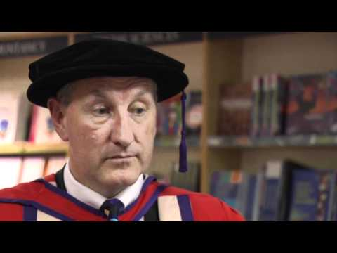 Terry Butcher Honorary Graduate Interview