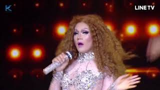 Dearis Doll - Single LadiesLipsync [Eng Subs HD] | Drag Race Thailand Finale