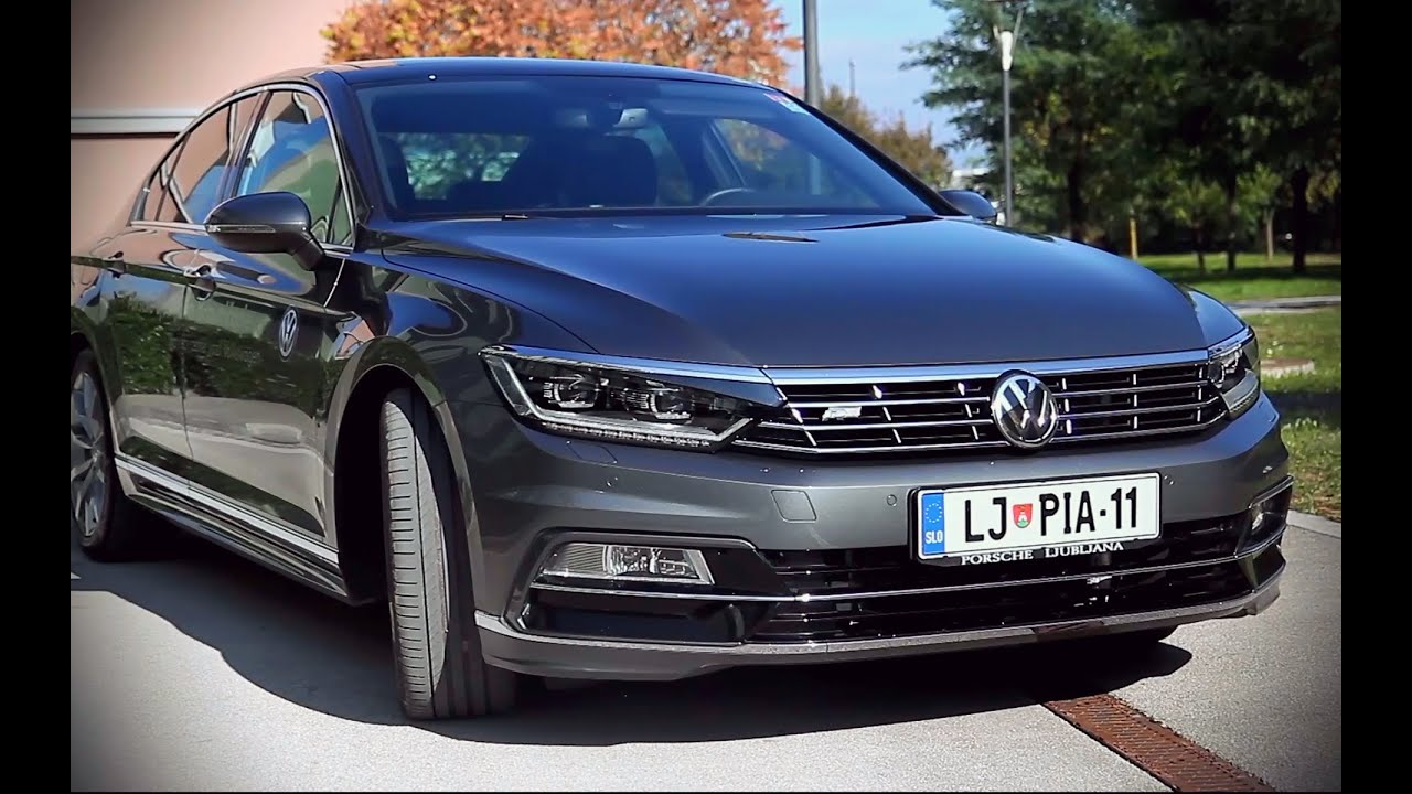 vw passat highline r line youtube. Black Bedroom Furniture Sets. Home Design Ideas