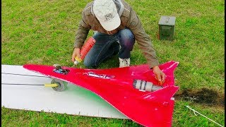 STUNNING RC SPEED !!! OVER 700 KMH (430 MPH) WITH FASTEST RC TURBINE MODEL JET FLIGHT DEMONSTRATION