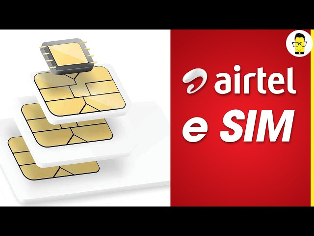 What is eSIM & how to activate your Airtel eSIM on any supported Apple iPhone?