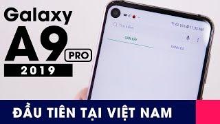 Galaxy A9 Pro 2019 đầu tiên tại Việt Nam: Giá 12,5 triệu, màn