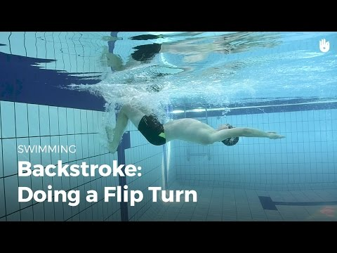 How To Do A Flip Turn | Backstroke