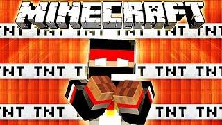 Почему ЛАГГЕР любит ДИНАМИТ - Minecraft