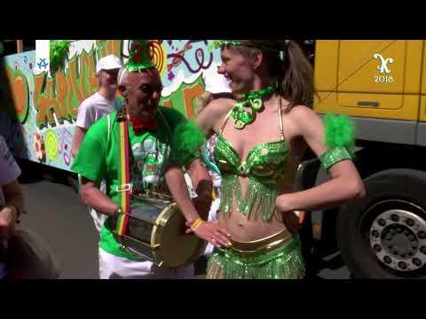 Sapucaiu no Samba | Karneval der Kulturen 2018