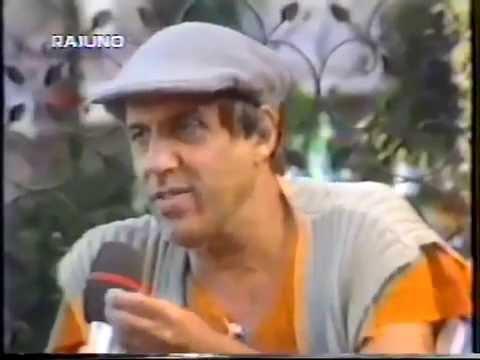 Adriano Celentano Intervista surreale 1994