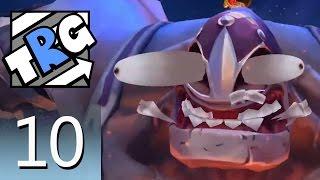 Rayman Legends - Episode 10: Wrestler-heads
