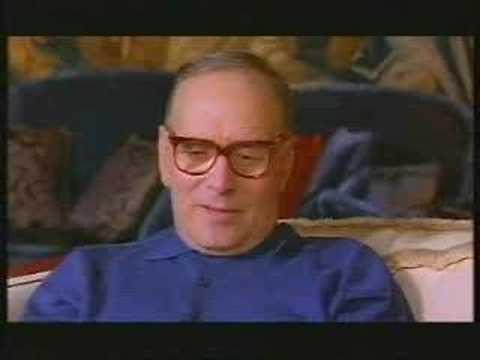 Ennio Morricone - BBC Documentary (1995) - Part 1
