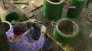 видео Прокладки спирально-навитые