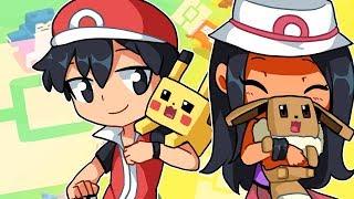 Video OUR FIRST ADVENTURE TOGETHER!   Pokemon Quest download MP3, 3GP, MP4, WEBM, AVI, FLV Juli 2018