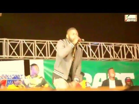 DJ ARAFAT CONCERT LIVE A YOPOUGON  FICGAYO 2016