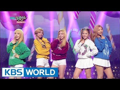 Red Velvet (레드벨벳) - Ice Cream Cake [Music Bank K-Chart / 2015.03.27]
