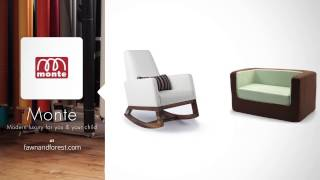 Monte - Modern Seating And Kids Furniture From Monte Design At Fawnandforest.com