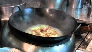 Mok Kit Keung cooks at Shang Palace, Hong Kong
